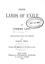 From Lands of Exile