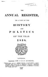 The Annual Register: Or a View of the History, Politics and Literature, for the Year ..., Volume 10