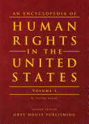 An Encyclopedia of Human Rights in the United States