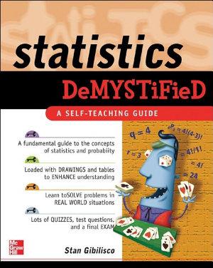 Statistics Demystified