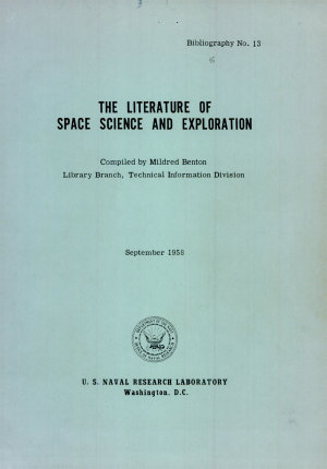 The Literature of Space Science and Exploration PDF