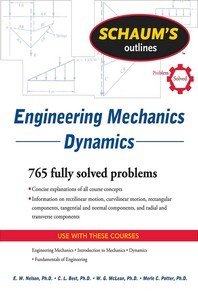 Schaum s Outline of Engineering Mechanics Dynamics PDF