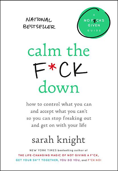 Download Calm the F ck Down Book