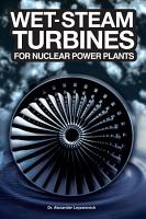 Wet steam Turbines for Nuclear Power Plants PDF