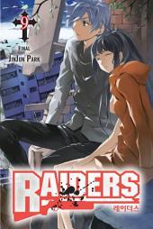 Raiders: Volume 9