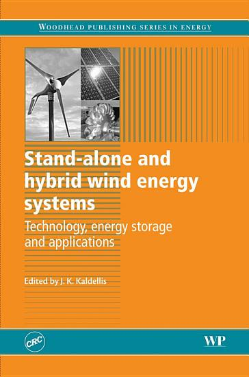 Stand Alone and Hybrid Wind Energy Systems PDF