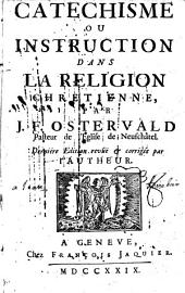 Catéchisme, ou instruction dans la religion chrest