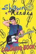 Shawn Mendes Coloring Book PDF