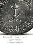 The Political Economy of Saudi Arabia
