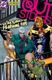Outsiders (2003-) #13