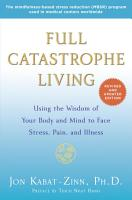 Full Catastrophe Living  Revised Edition  PDF