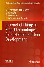 Internet of Things in Smart Technologies for Sustainable Urban Development