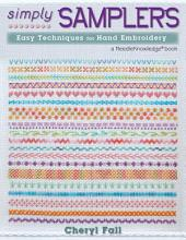 Simply Samplers: Easy Techniques for Hand Embroidery