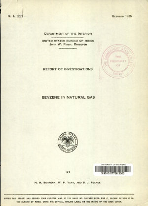 Benzene in Natural Gas PDF