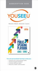 Youseeu for the Public Speaking Playbook PDF