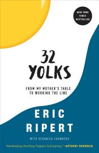 32 Yolks Book