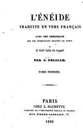 L'Énéide: traduite en vers français, Volume1
