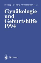 Gynäkologie und Geburtshilfe 1994
