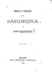 Profili e paesaggi della Sardegna