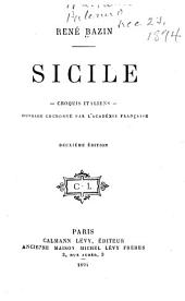 Sicile: croquis italiens