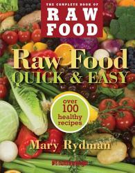 Raw Food Quick Easy Book PDF