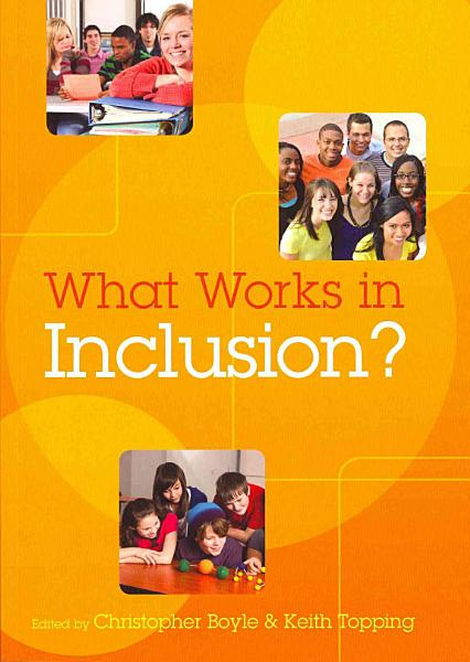 What Works In Inclusion