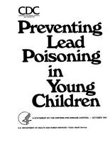 Preventing Lead Poisoning in Young Children PDF