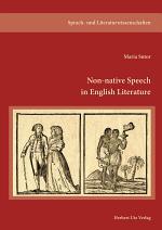 Non-native Speech in English Literature