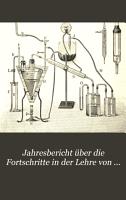 Jahresbericht   ber die Fortschritte in der Lehre von den pathogenen Mikroorganismen umfassend Bacterien  Pilze und Protozoen      PDF