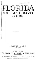 Florida Hotel and Travel Guide PDF