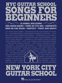NYC Guitar School   Songs for Beginners PDF