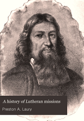 A History of Lutheran Missions