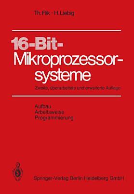 16 Bit Mikroprozessorsysteme PDF