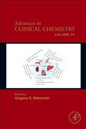 Advances in Clinical Chemistry: Volume 79