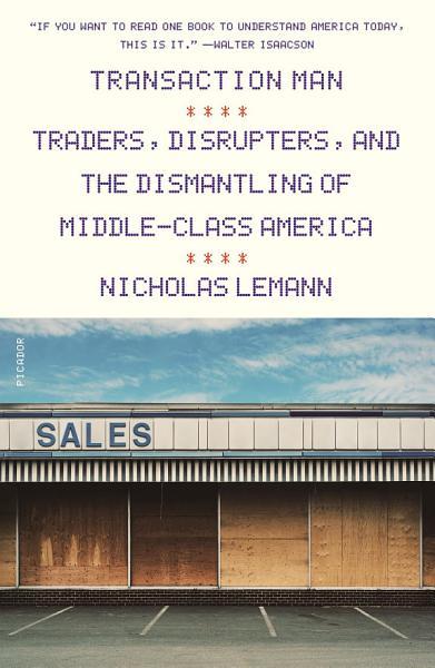 Download Transaction Man Book