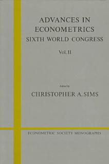 Advances in Econometrics  Volume 2 Book