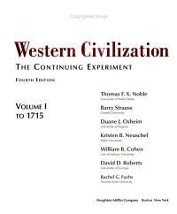 Noble Western Civilization PDF