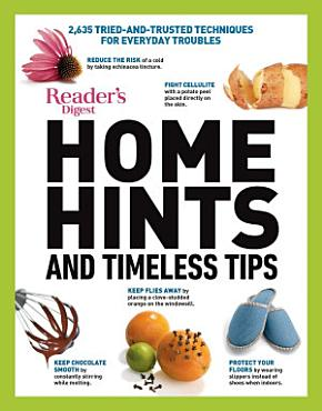 Reader s Digest Home Hints   Timeless Tips PDF