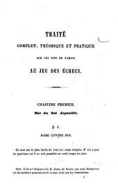 Traité complet, théorique et pratique sur les fins de parties au Jeu des Echecs