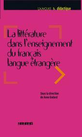 Littérature dans l'enseignement du FLE - Ebook