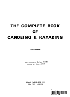 The Complete Books of Canoeing and Kayaking PDF