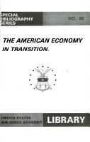 The American Economy in Transition PDF