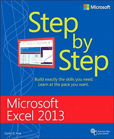 Microsoft Excel 2013 Step By Step PDF
