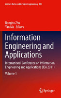 Information Engineering and Applications PDF