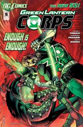 Green Lantern Corps (2011-) #5