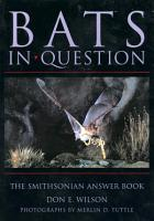 Bats in Question PDF