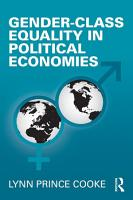 Gender Class Equality in Political Economies PDF