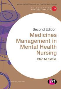 Medicines Management in Mental Health Nursing PDF