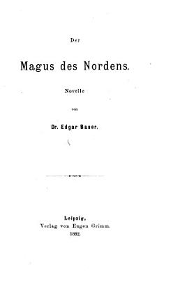 Der Magus des Nordens PDF