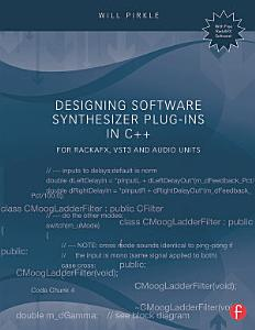 Designing Software Synthesizer Plug Ins in C   PDF